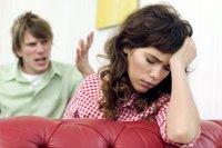 Проблема в отношениях с родственниками мужа