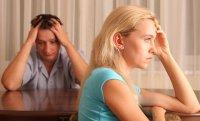 Причины ссор с мужем