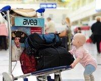 Отпуск с ребёнком. Багаж