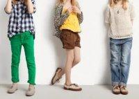 Выбираем стиль одежды для ребенка