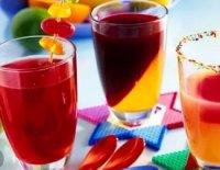 Праздничные напитки для детей